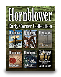 Hornblower Early Career Collection